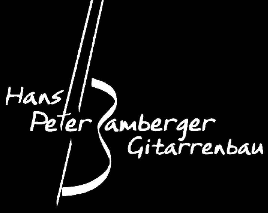 Logo Gitarrenbau Bamberger