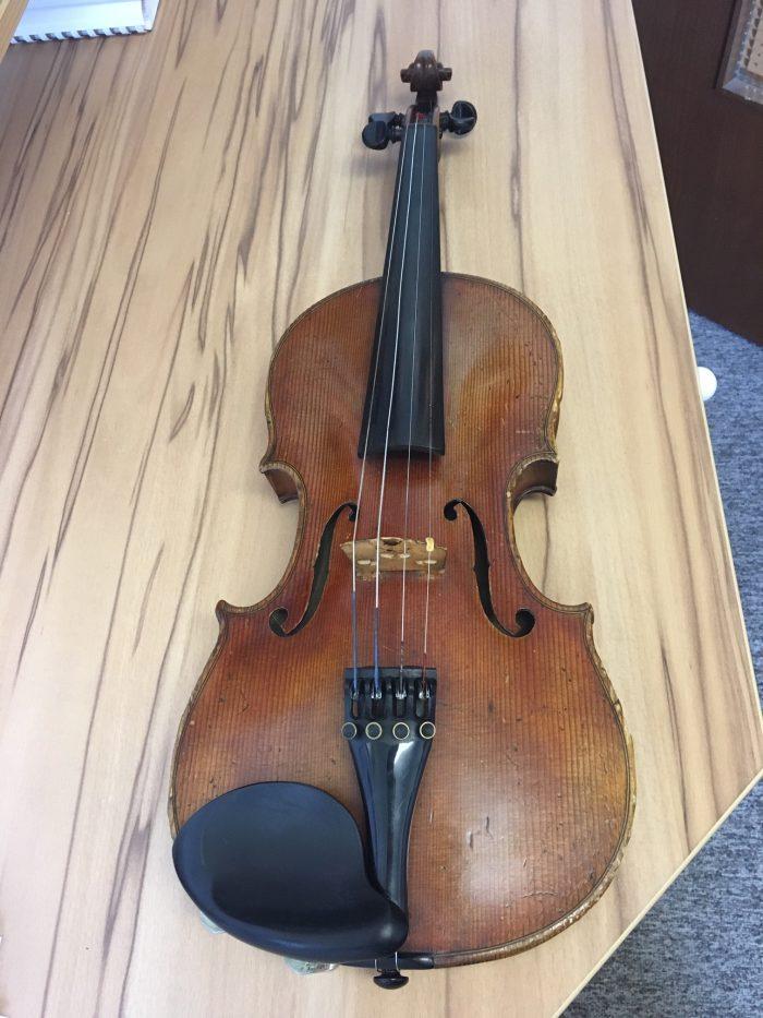 Geige von Josef Klotz