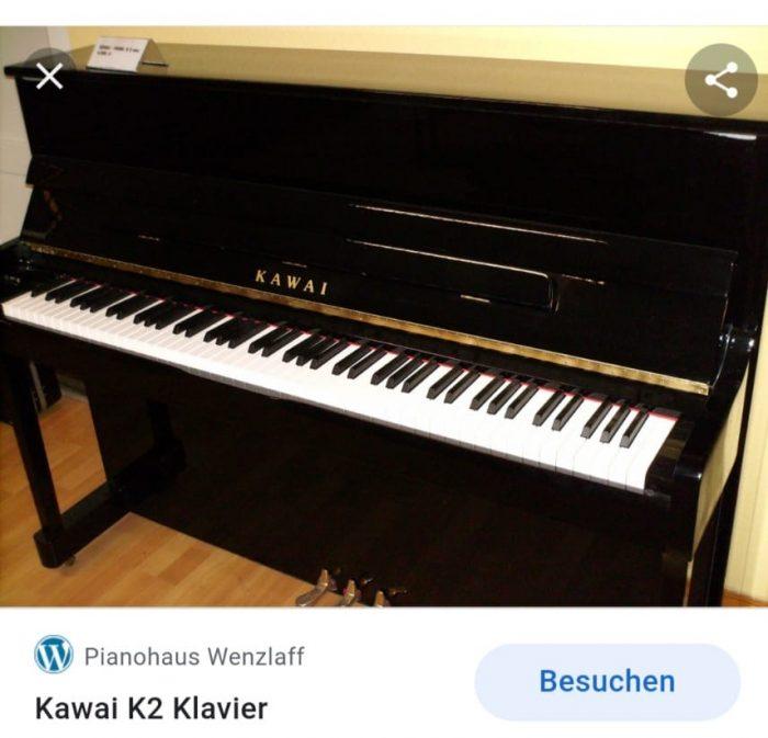 Kawai Klavier Tom Reif